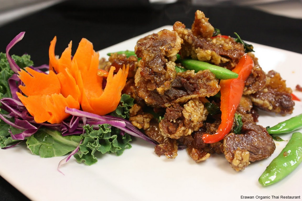 Erawan Organic Thai Restaurant » Food Gallery